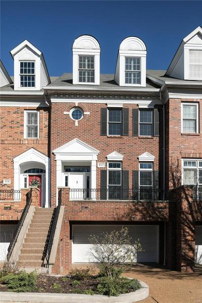 Clayton Single Family Home Active Under Contract: 8227 Parkside