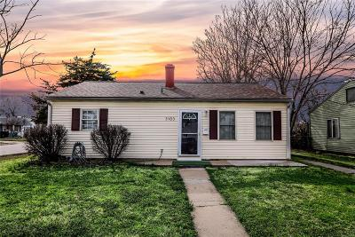 Granite City Single Family Home For Sale: 3103 Rodger Avenue