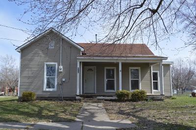 Lewis County Single Family Home For Sale: 414 N 7th
