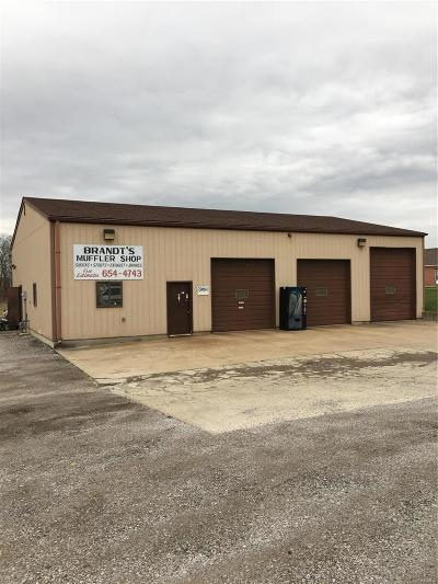 Highland Commercial For Sale: 130 Woodcrest Northwest