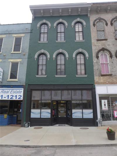 Marion County, Monroe County, Ralls County, Shelby County, Knox County, Lewis County Commercial For Sale: 307 Broadway