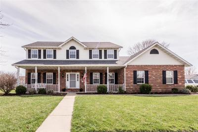 O'Fallon Single Family Home Active Under Contract: 153 Hodgens Mill Lane