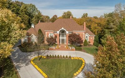 Town And Country Single Family Home For Sale: 300 Wyndmoor Terrace Court