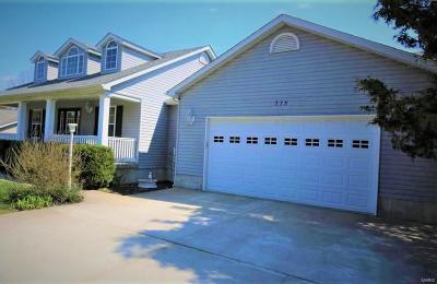 De Soto Single Family Home Active Under Contract: 378 Briarwood
