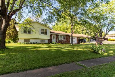 Bismarck Single Family Home For Sale: 801 Sherwood Drive