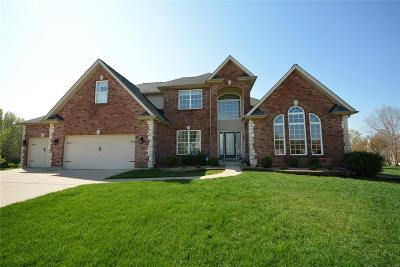 Wentzville Single Family Home For Sale: 42 Huntcliff Court