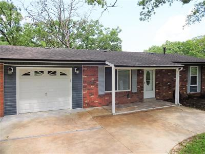 Arnold Single Family Home For Sale: 403 Persimmon