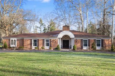 Ladue Single Family Home For Sale: 6 Dogwood Lane