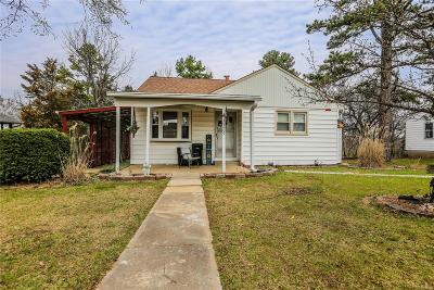Single Family Home Active Under Contract: 5609 Park Road