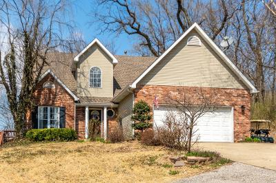 Collinsville Single Family Home For Sale: 5355 Sugar Loaf Road