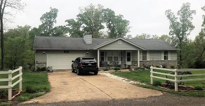 De Soto Single Family Home For Sale: 12615 Kimes Road