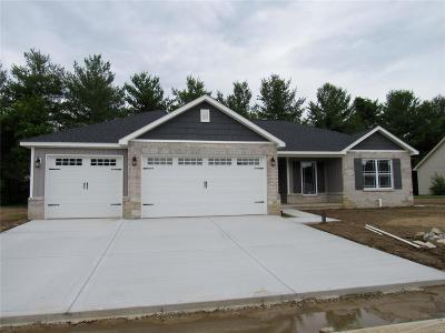 O'Fallon Single Family Home For Sale: 715 Wheatfield Road