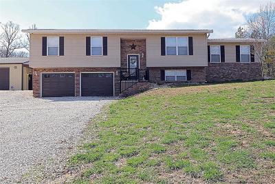 Potosi Single Family Home For Sale: 10936 Sunwood Road