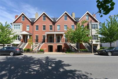 St Louis City County Condo/Townhouse For Sale: 40 North Boyle Avenue