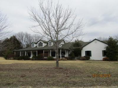 Franklin County Single Family Home For Sale: 7420 Highway H