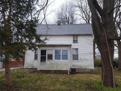 Caseyville Single Family Home For Sale: 814 Old Caseyville Road