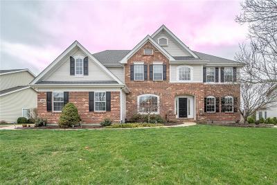 Ballwin Single Family Home For Sale: 1042 Kiefer Ridge Drive