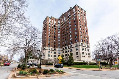 St Louis Condo/Townhouse For Sale: 410 North Newstead Avenue #11E