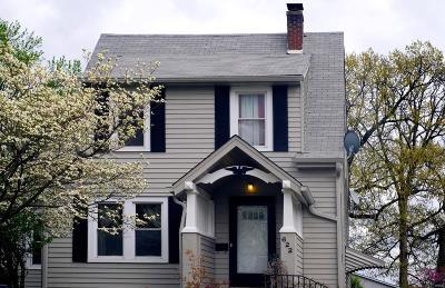 Single Family Home For Sale: 622 Norton Avenue