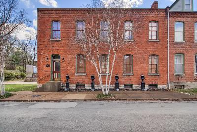 St Louis City County Single Family Home For Sale: 1322 Lami Street