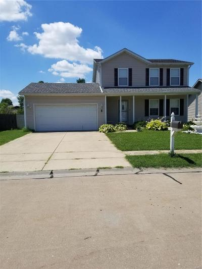 Caseyville Single Family Home For Sale: 605 South 5th Street South