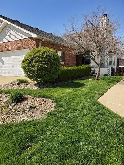 Edwardsville Single Family Home For Sale: 731 Slippery Rock Drive