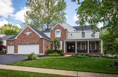St Louis County Single Family Home For Sale: 246 Dickens Farm Lane