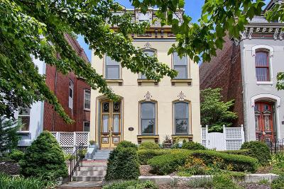 St Louis City County Single Family Home For Sale: 1815 Lafayette Avenue