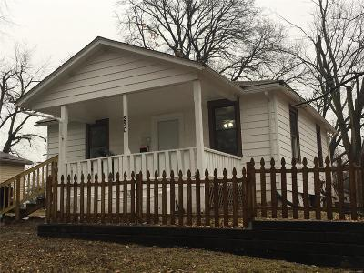 Belleville Single Family Home For Sale: 220 North 4th Street