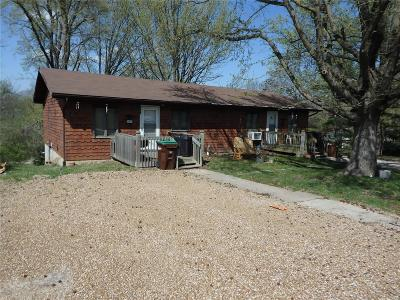 Lincoln County, Warren County Multi Family Home Active Under Contract: 613 Kelly #615