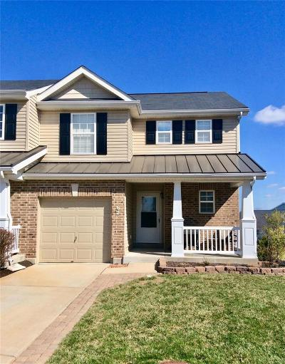 Lake St Louis Condo/Townhouse Active Under Contract: 62 Country Village