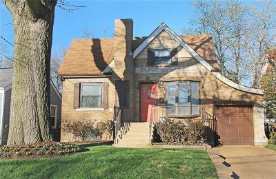 Crestwood Single Family Home Active Under Contract: 822 Sanders Place