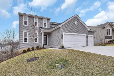 Fenton Single Family Home For Sale: 1018 Konert Lake Drive