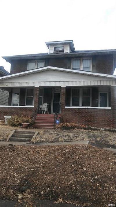 Granite City Multi Family Home For Sale: 2457 State Street