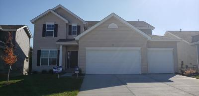 Wentzville Single Family Home For Sale: 512 Horseshoe Bend Drive