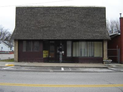 Commercial For Sale: 115 East Main