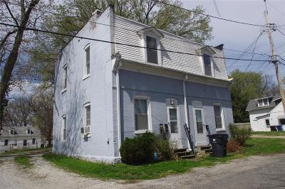 Belleville Multi Family Home For Sale: 25 South 15th