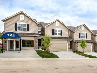Wentzville Condo/Townhouse For Sale: 508 Peruque Commons Court