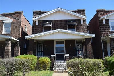 St Louis City County Multi Family Home For Sale: 5023 St. Louis Avenue