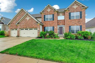 St Charles County Single Family Home For Sale: 1216 Talbridge Way