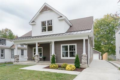Kirkwood New Construction For Sale: 727 Cleveland Avenue