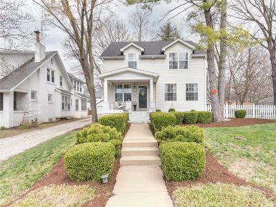 Single Family Home Active Under Contract: 7815 Weil Avenue