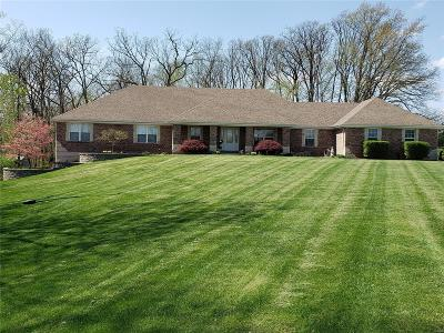 Lincoln County, Warren County Single Family Home For Sale: 23 Edgewood Court
