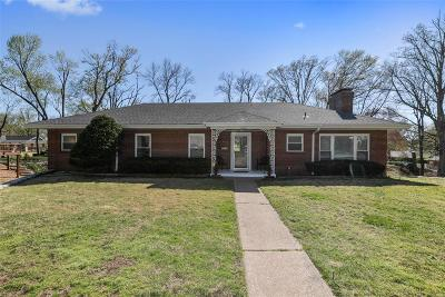 St Louis Single Family Home For Sale: 6746 High Circle