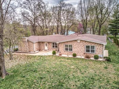 Single Family Home For Sale: 3530 Yaeger Road
