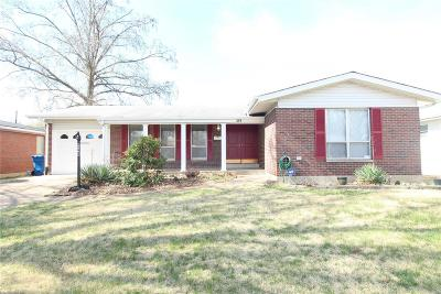 Hazelwood Single Family Home Active Under Contract: 248 Alma Drive