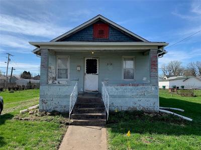 Granite City Single Family Home For Sale: 2719 West 22nd