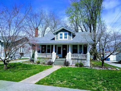 Edwardsville Single Family Home For Sale: 219 McKinley Drive