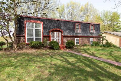 Single Family Home For Sale: 12747 Merribrook Drive