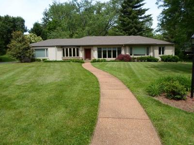 Ladue Single Family Home For Sale: 10 Ladue Manor